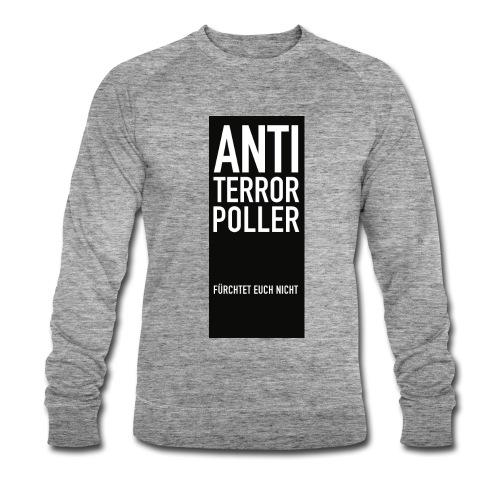 komplettATPoller png - Männer Bio-Sweatshirt von Stanley & Stella