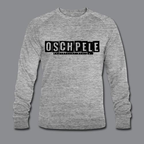oschpele Kachelform - Männer Bio-Sweatshirt von Stanley & Stella
