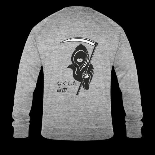 Lost Freedom Reaper - Men's Organic Sweatshirt by Stanley & Stella