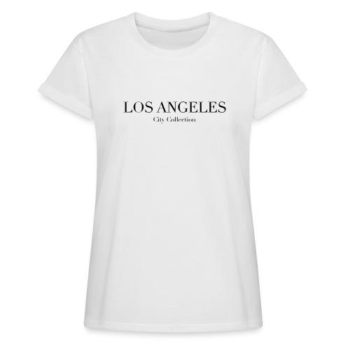 LOS ANGELES - T-shirt oversize Femme