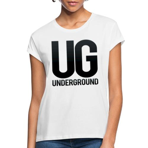 UG underground - Women's Oversize T-Shirt