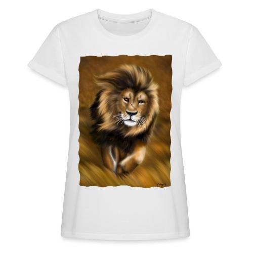 Il vento della savana - Maglietta ampia da donna