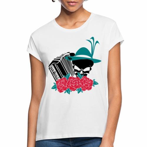Rock Harmonika - Frauen Oversize T-Shirt