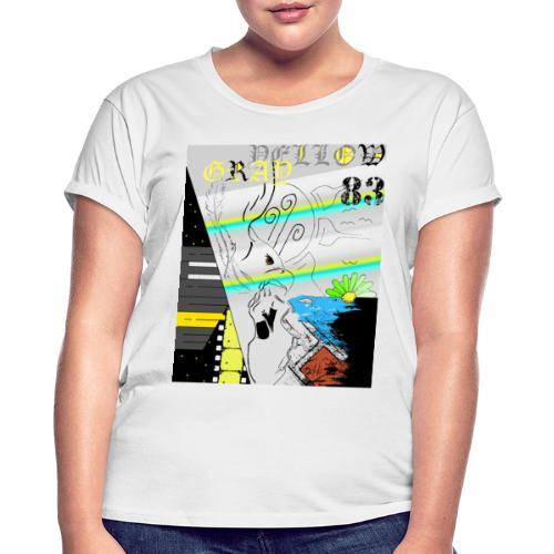 KASI3 - Naisten oversized-t-paita