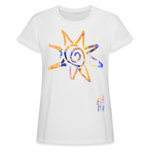 myDay SommerSonne - Frauen Oversize T-Shirt