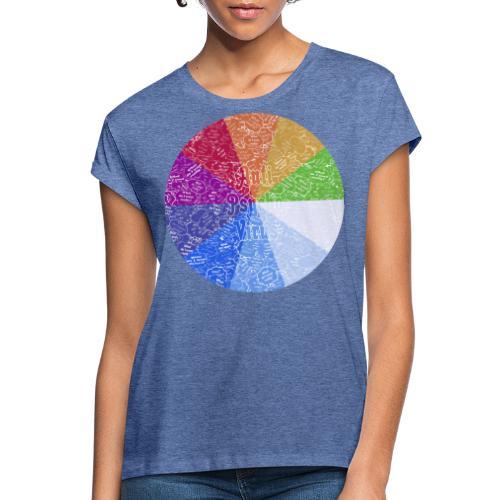 APV 10.1 - Women's Oversize T-Shirt