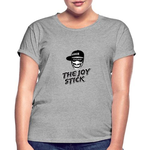The Joy Stick - Gamer - Naisten oversized-t-paita
