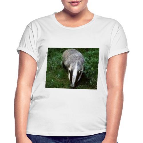 lillerik01 - Oversize-T-shirt dam