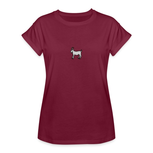 Ged T-shirt dame - Dame oversize T-shirt
