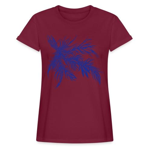 fireleaf 2018 1 - Frauen Oversize T-Shirt