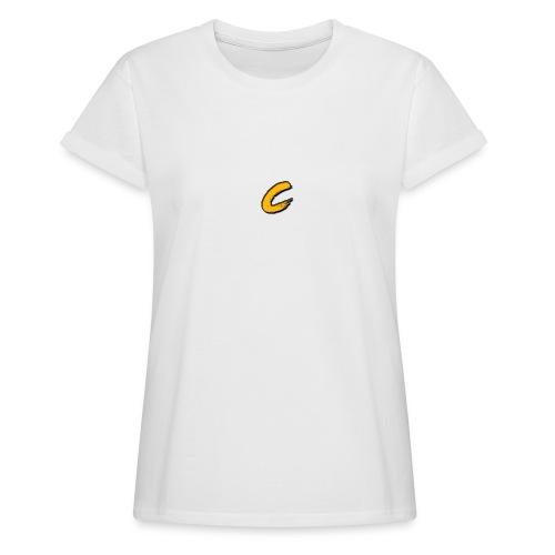Chuck - T-shirt oversize Femme