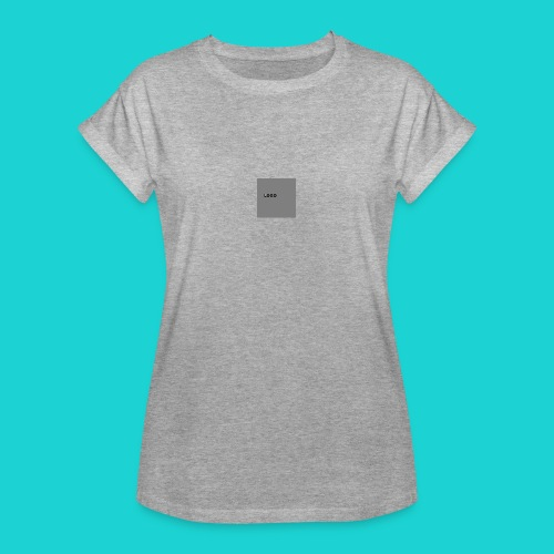 logo-png - Women's Oversize T-Shirt