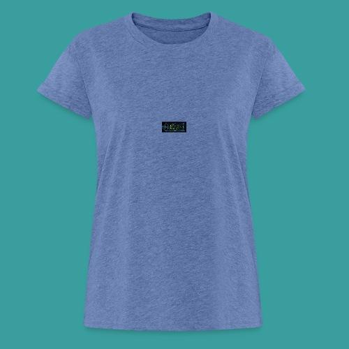 simmetria intelletuale - Maglietta ampia da donna