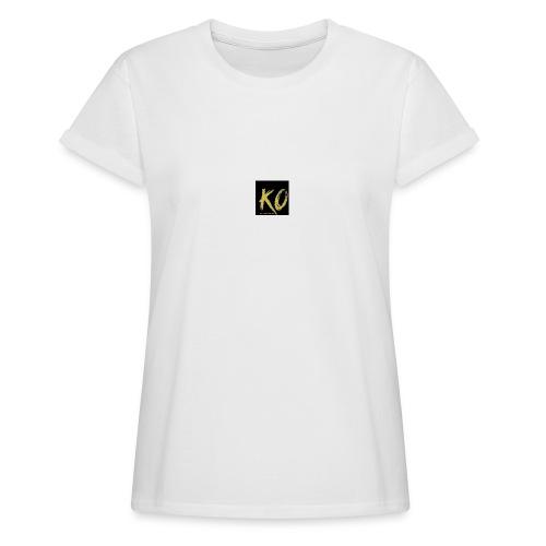 k.o-ousmanekebe - T-shirt oversize Femme