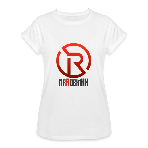 MrRobinhx - Oversize T-skjorte for kvinner