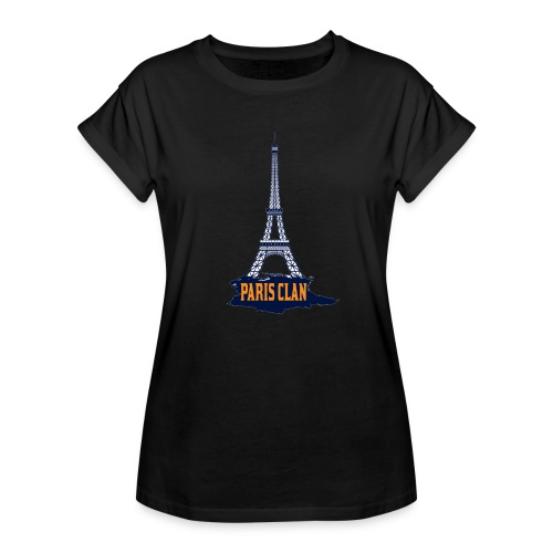 Paris Eiffel - Women's Oversize T-Shirt
