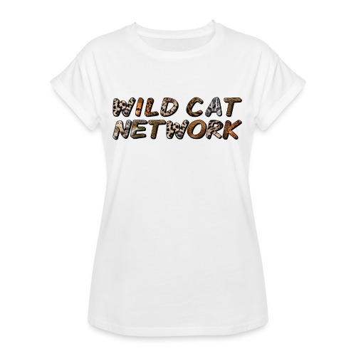 WildCatNetwork 1 - Women's Oversize T-Shirt