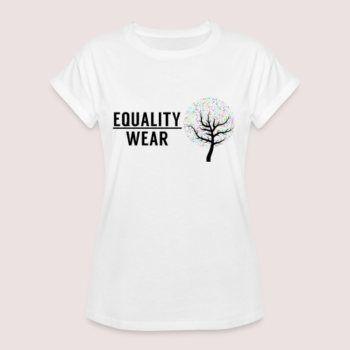 Musical Equality Edition - Women's Oversize T-Shirt