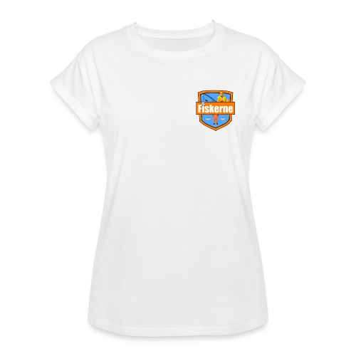 Fiskerne - Dame oversize T-shirt