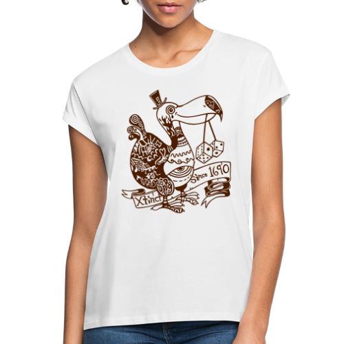 Dronte - Frauen Oversize T-Shirt