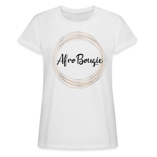Afrobougie Circle of Life - Women's Oversize T-Shirt