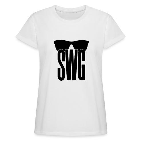 Swag - Vrouwen oversize T-shirt