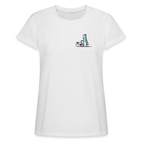 monster_fxd - Frauen Oversize T-Shirt