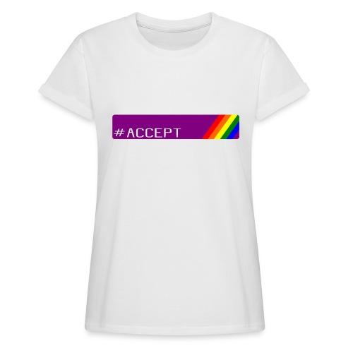 79 accept - Frauen Oversize T-Shirt