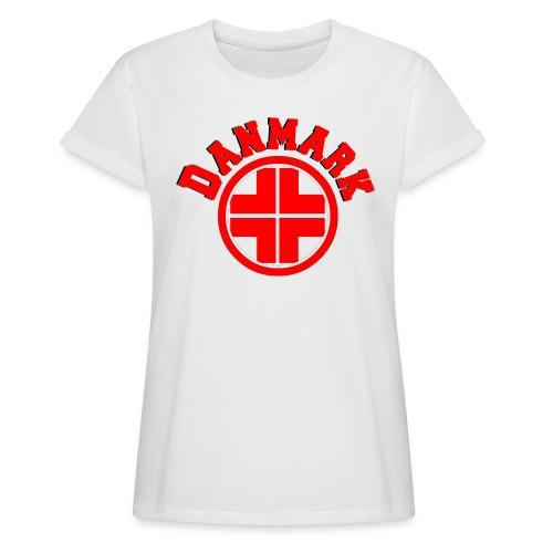 Denmark - Women's Oversize T-Shirt