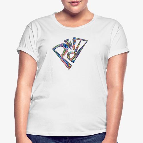 PDWT - T-shirt oversize Femme