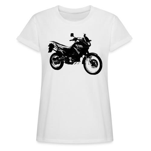 DR650RSE - Frauen Oversize T-Shirt