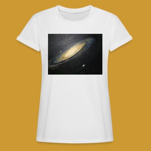 Andromeda - Mark Noble Art - Women's Oversize T-Shirt