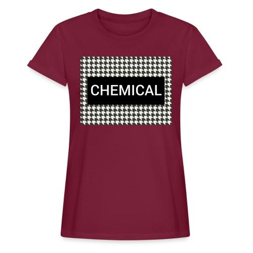 CHEMICAL - Maglietta ampia da donna