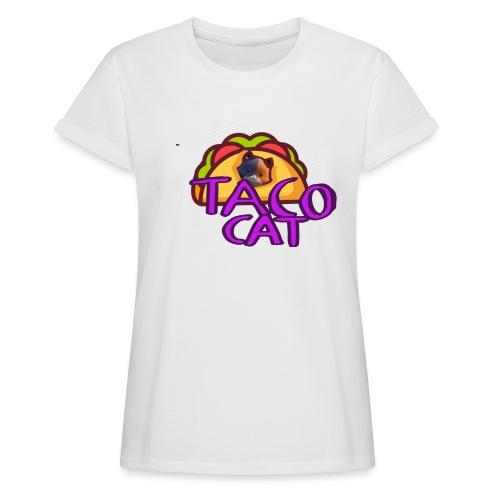 TACO CAT - Oversize-T-shirt dam