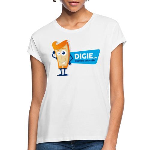 Digie.be - Vrouwen oversize T-shirt