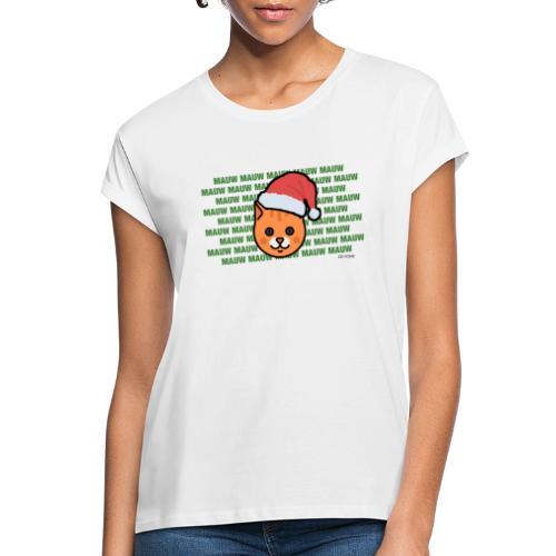 mauw - Vrouwen oversize T-shirt