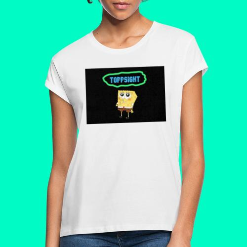 Topsight - Oversize-T-shirt dam