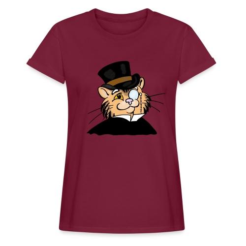 Gatto nonno - Maglietta ampia da donna