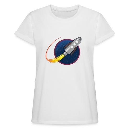 GP Rocket - Women's Oversize T-Shirt
