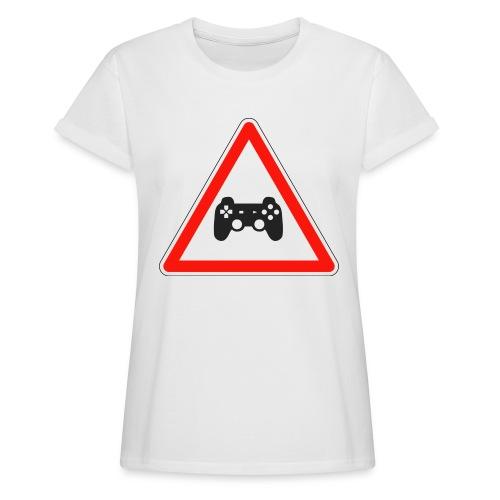 cedezaujeux - T-shirt oversize Femme