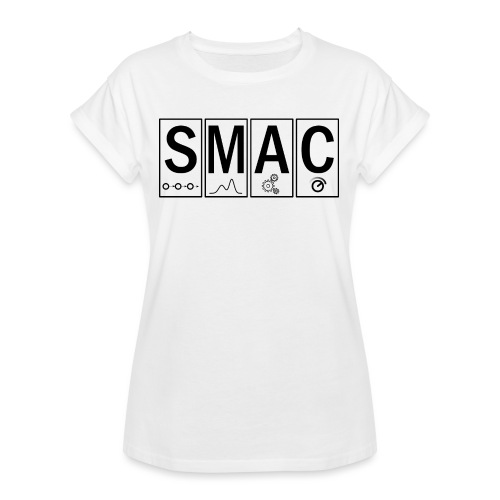 SMAC3_large - Women's Oversize T-Shirt