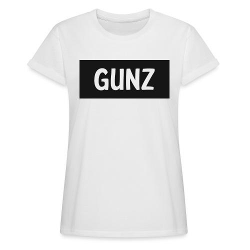 Gunz - Dame oversize T-shirt