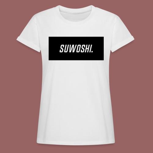 Suwoshi Sport - Vrouwen oversize T-shirt