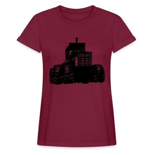 IH 4WD Tractor - Women's Oversize T-Shirt