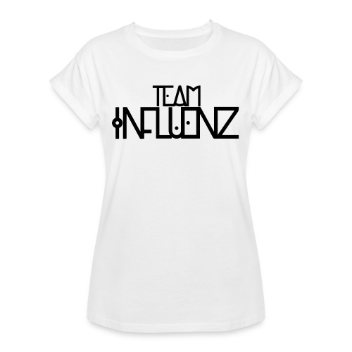 aasda svg - Vrouwen oversize T-shirt