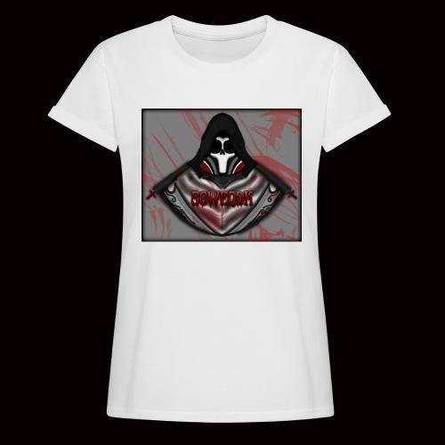 SoWeQDK Reaper ! - Dame oversize T-shirt