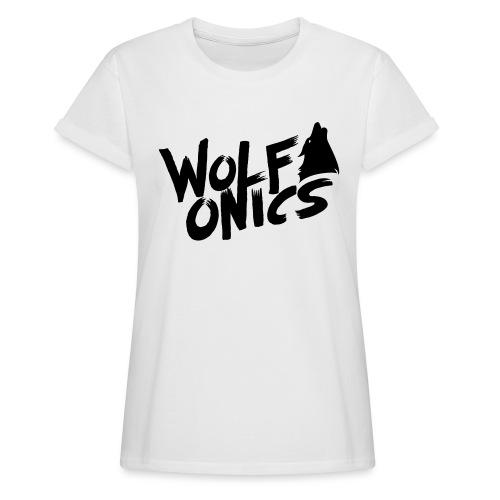 Wolfonics - Frauen Oversize T-Shirt