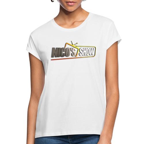 Nicos Show - Frauen Oversize T-Shirt