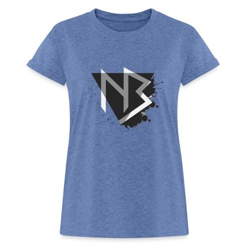 Cappellino NiKyBoX - Maglietta ampia da donna