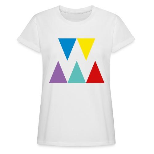 Logo We are les filles - T-shirt oversize Femme